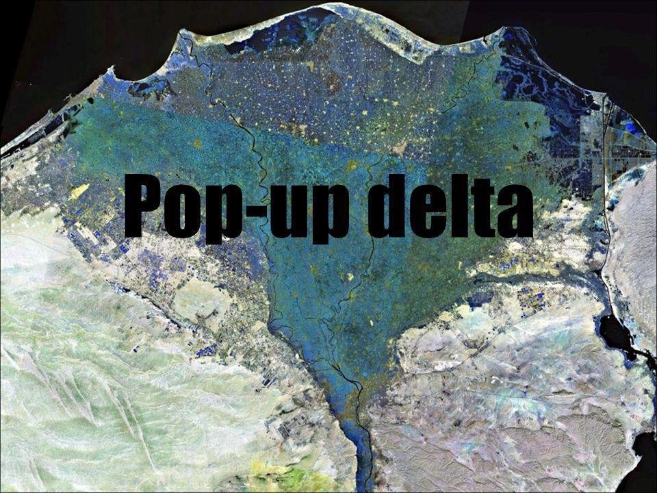 Pop-up delta