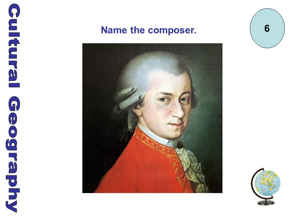 6 Name the composer.