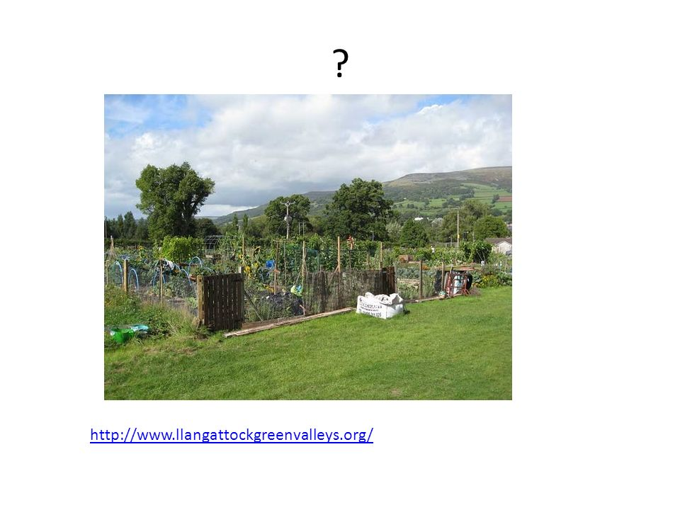 ? http://www.llangattockgreenvalleys.org/