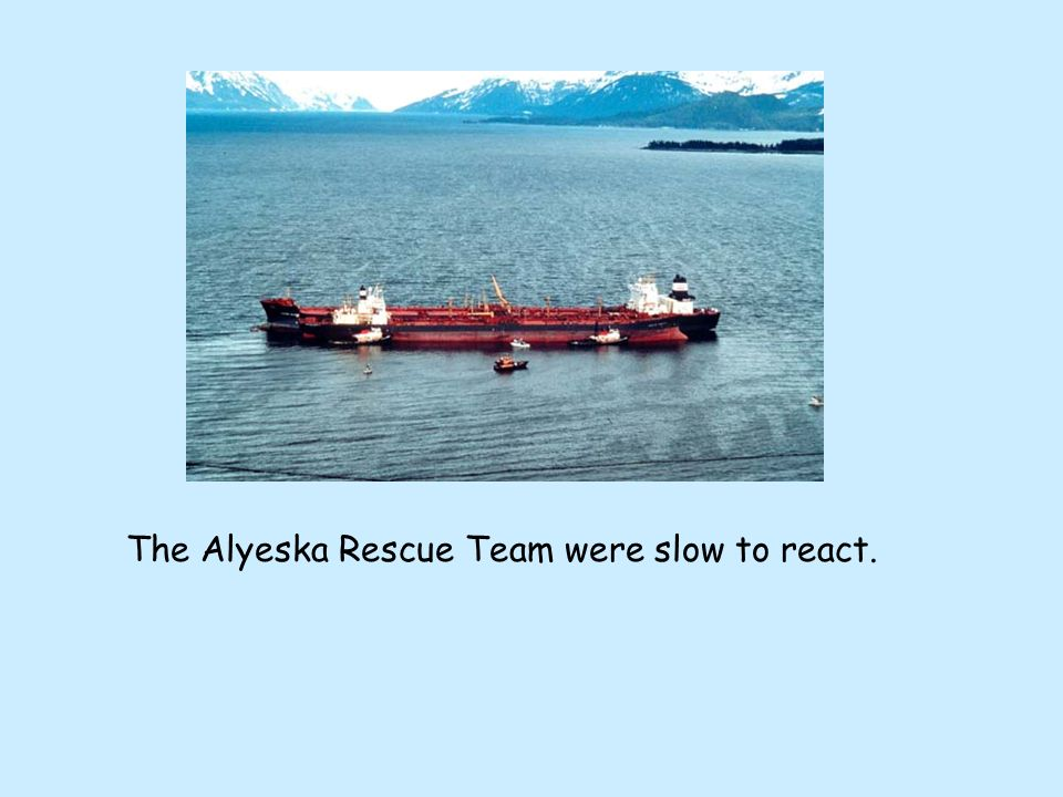 The ship ran aground on the Bligh Reef shortly after midnight in Prince William Sound, Alaska, Eventually it spilled more than 11 million gallons of crude oil.