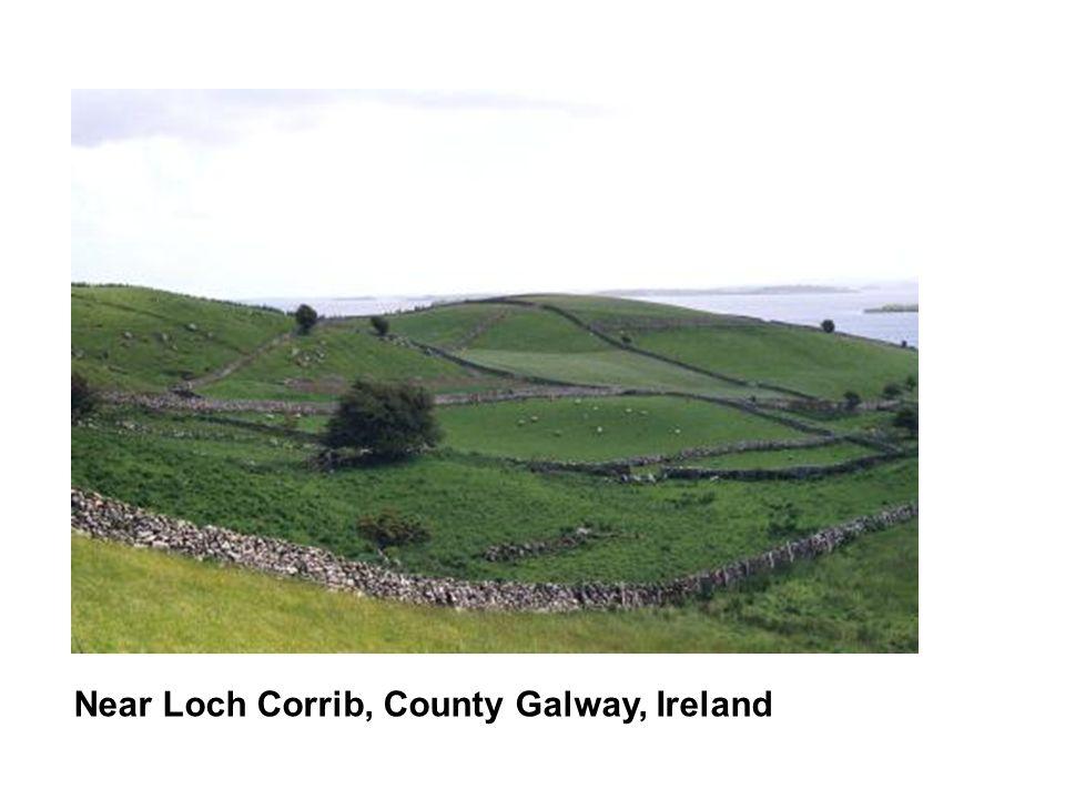 Near Loch Corrib, County Galway, Ireland