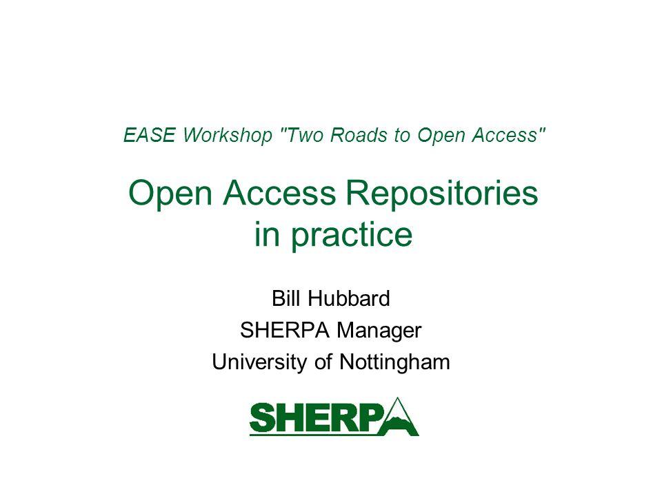 EASE Workshop