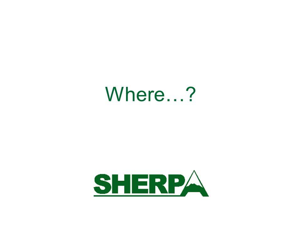 Where…?