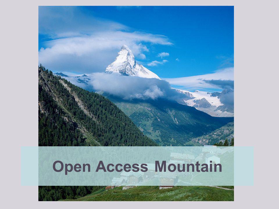 The route Open Access Mountain