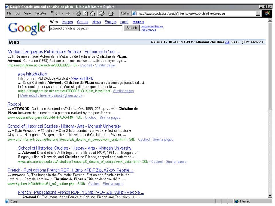 Attwood Google