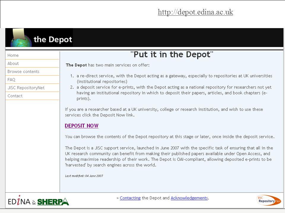 http://depot.edina.ac.uk