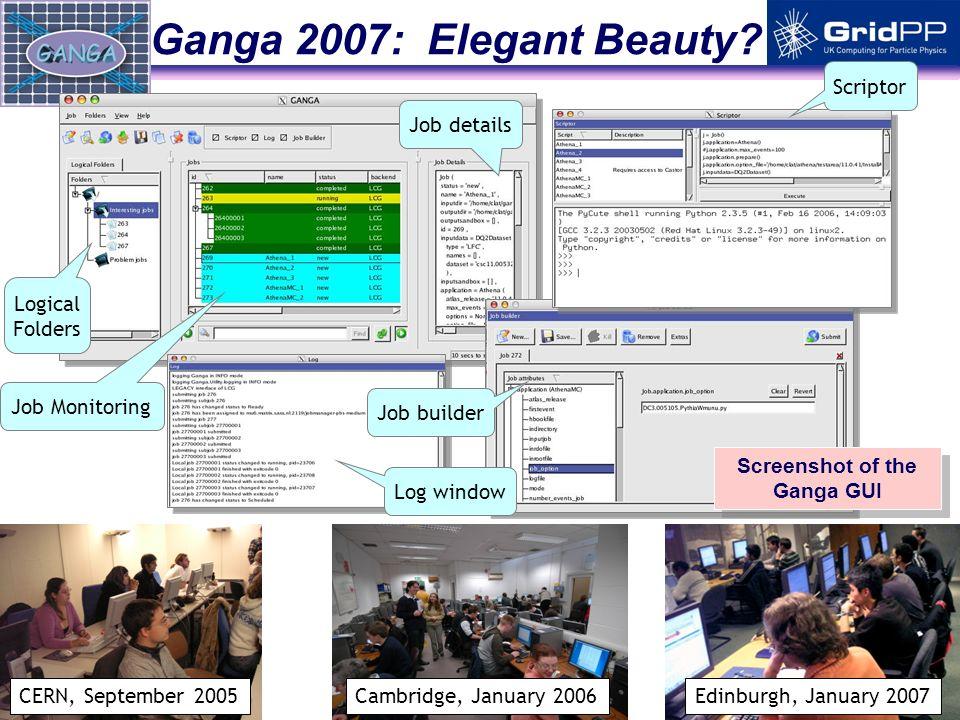 12 Ganga 2007: Elegant Beauty.