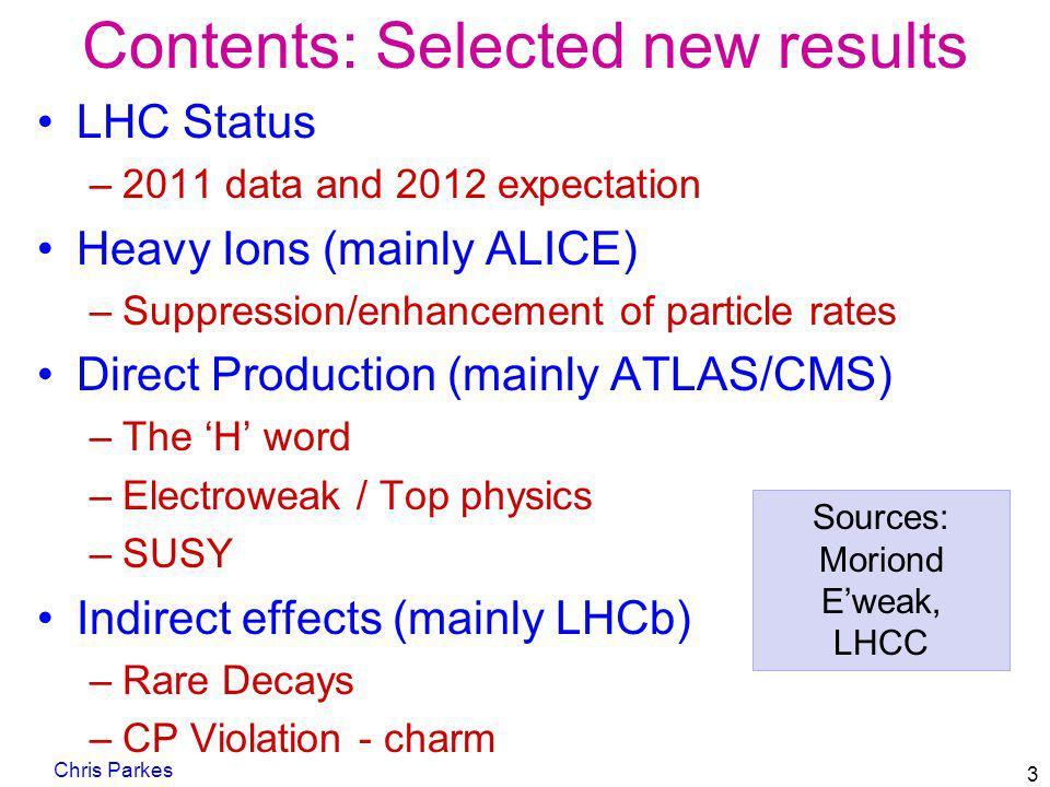 Top Quark Chris Parkes 24 Top quark mass approaching Tevatron precision