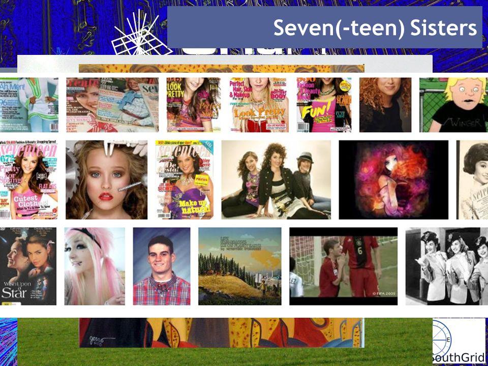 Seven(-teen) Sisters