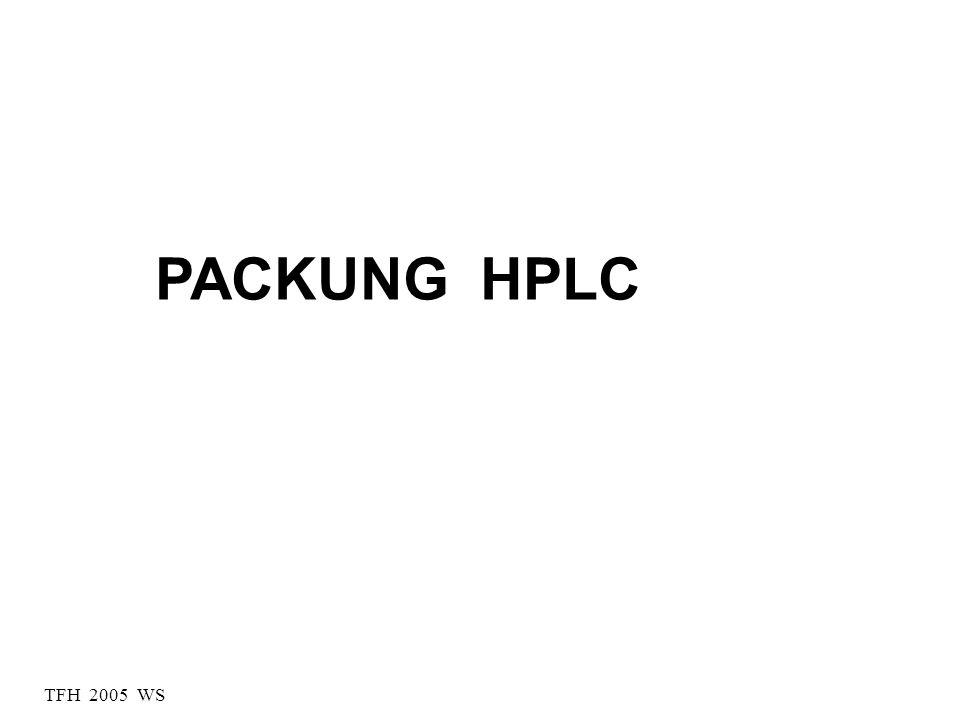 TFH 2005 WS PACKUNG HPLC