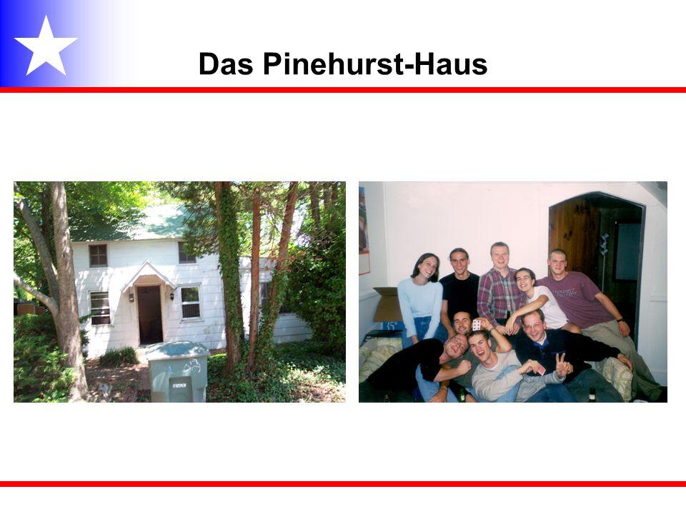 Das Pinehurst-Haus