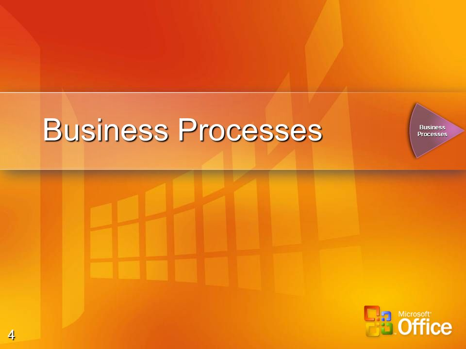 4 Business Processes