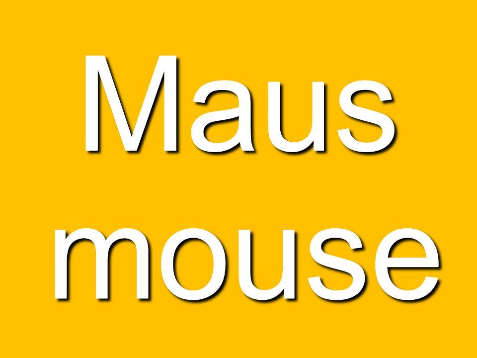Maus mouse