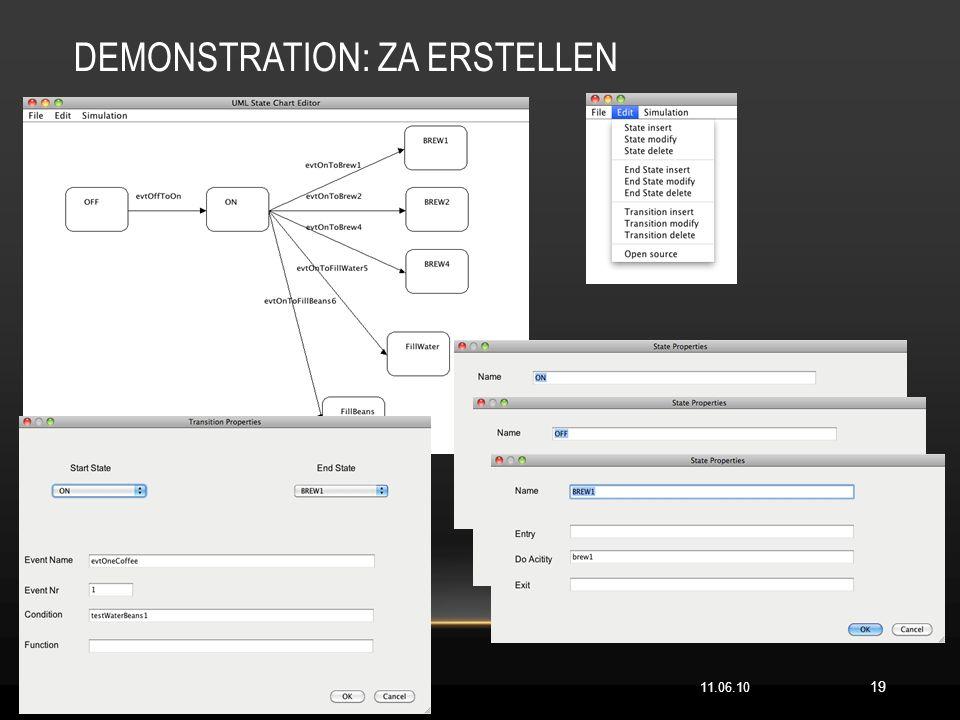 DEMONSTRATION: ZA ERSTELLEN 11.06.10 19