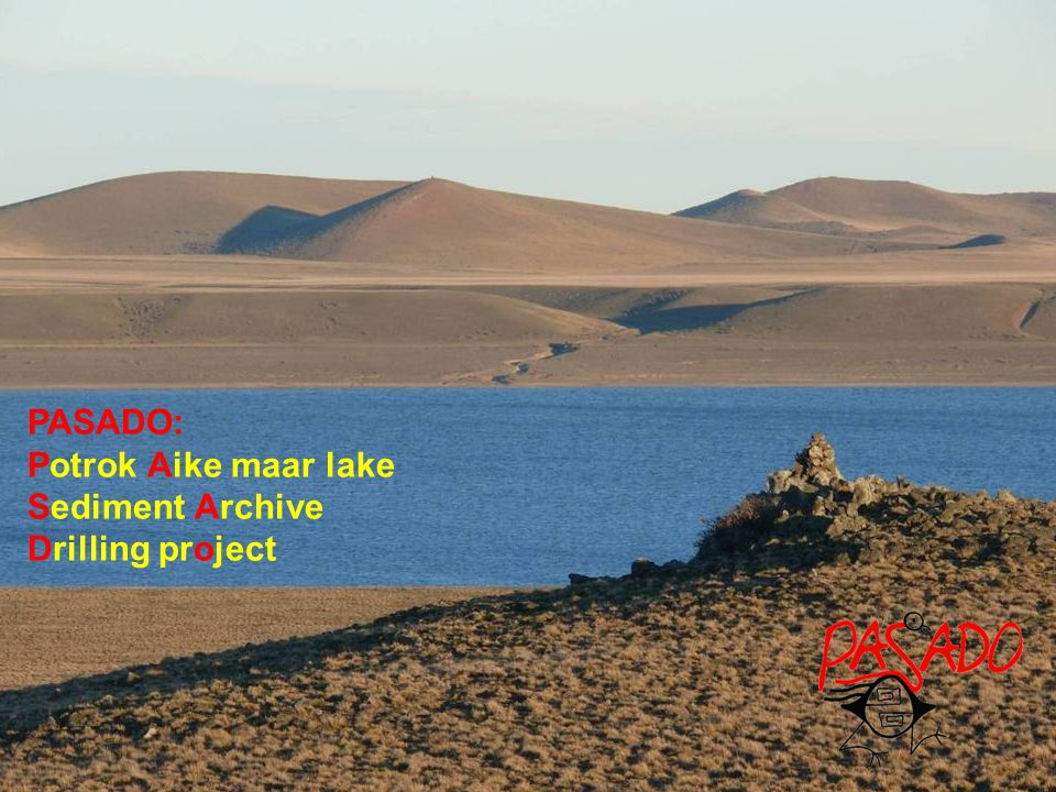 PASADO: Potrok Aike maar lake Sediment Archive Drilling project