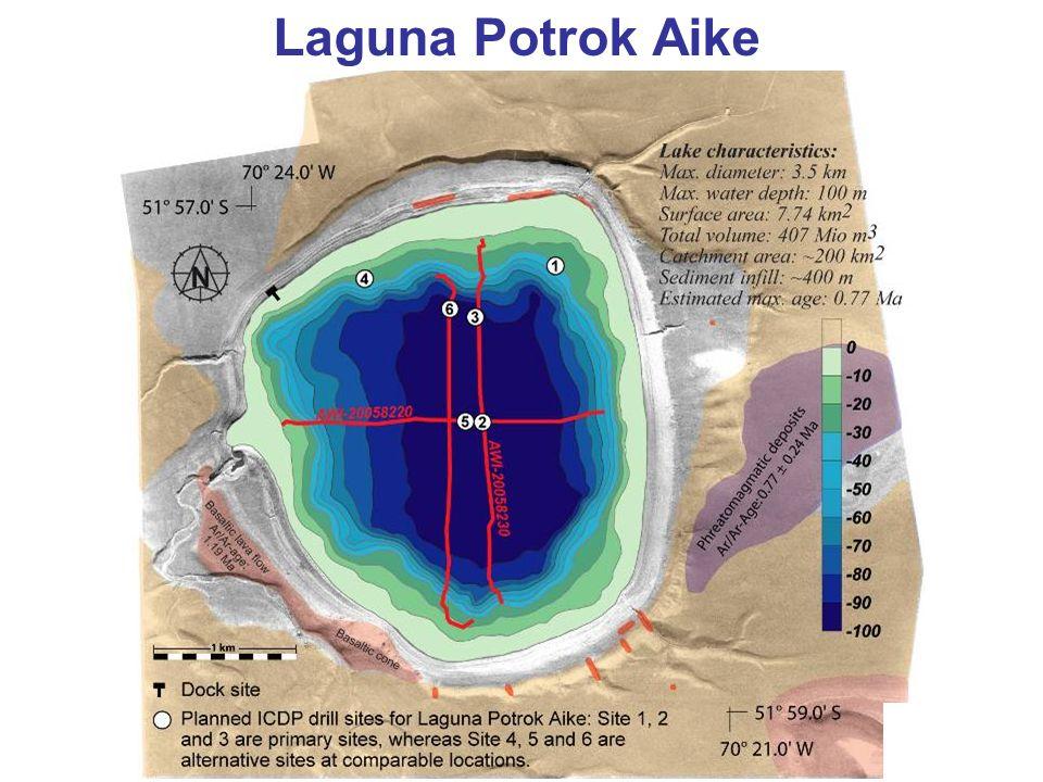 Laguna Potrok Aike