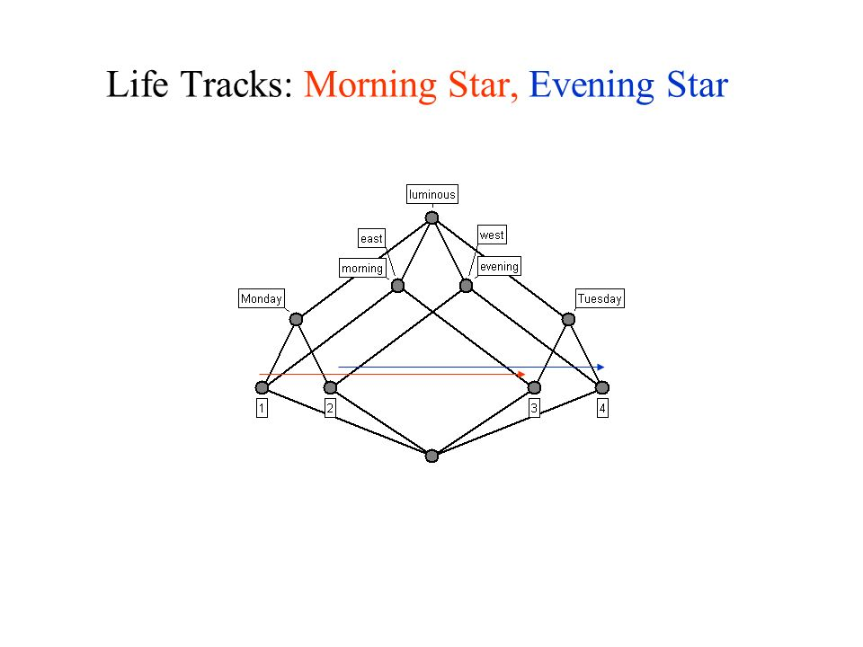 Life Tracks: Morning Star, Evening Star