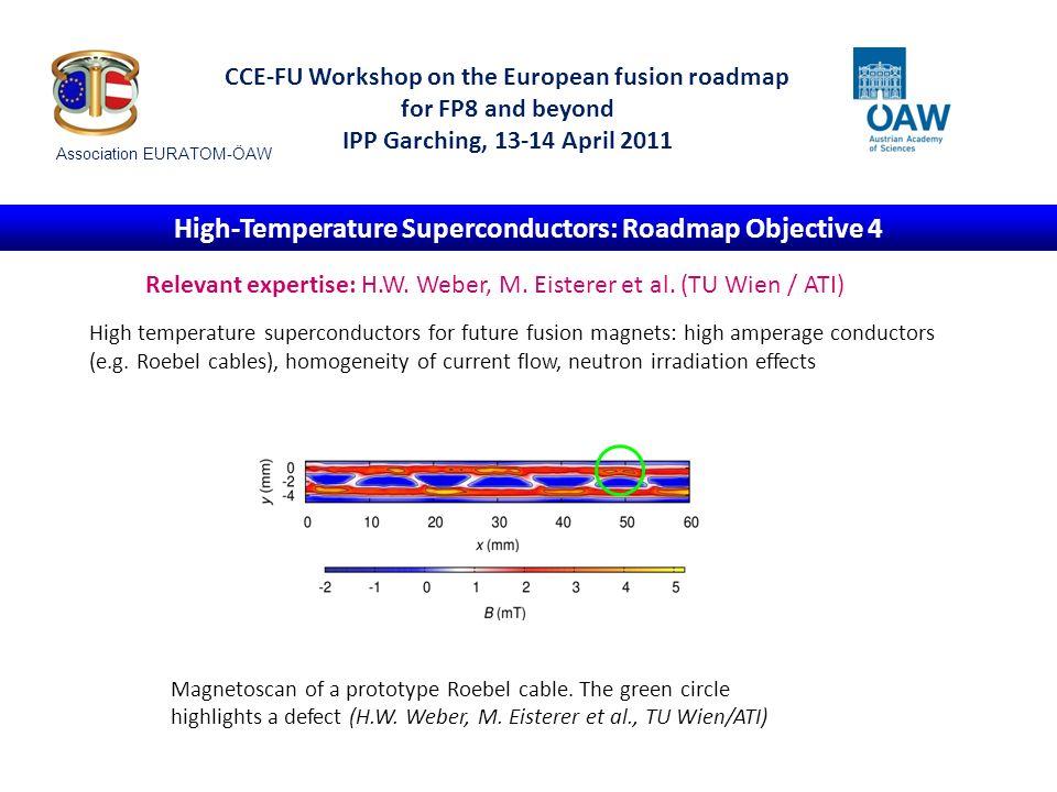 Relevant expertise: R.Pippan et al.