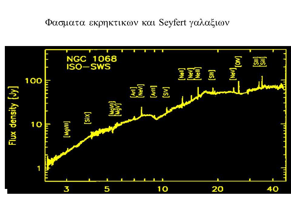 HST/WFPC visible Arp 220 5 2 (740 pc) HST NICMOS near-infrared Shaya et al.