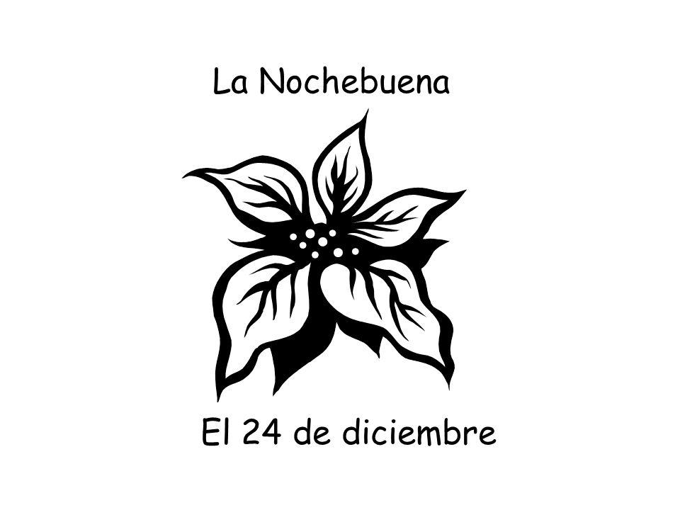 El 24 de diciembre