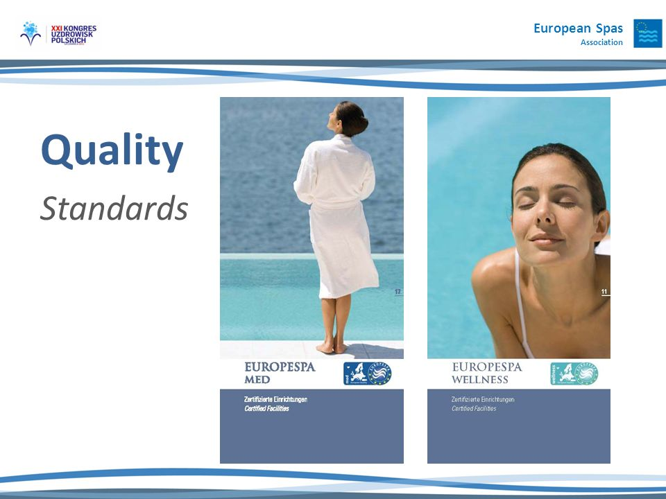 European Spas Association Quality Standards