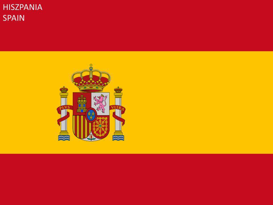 HISZPANIA SPAIN