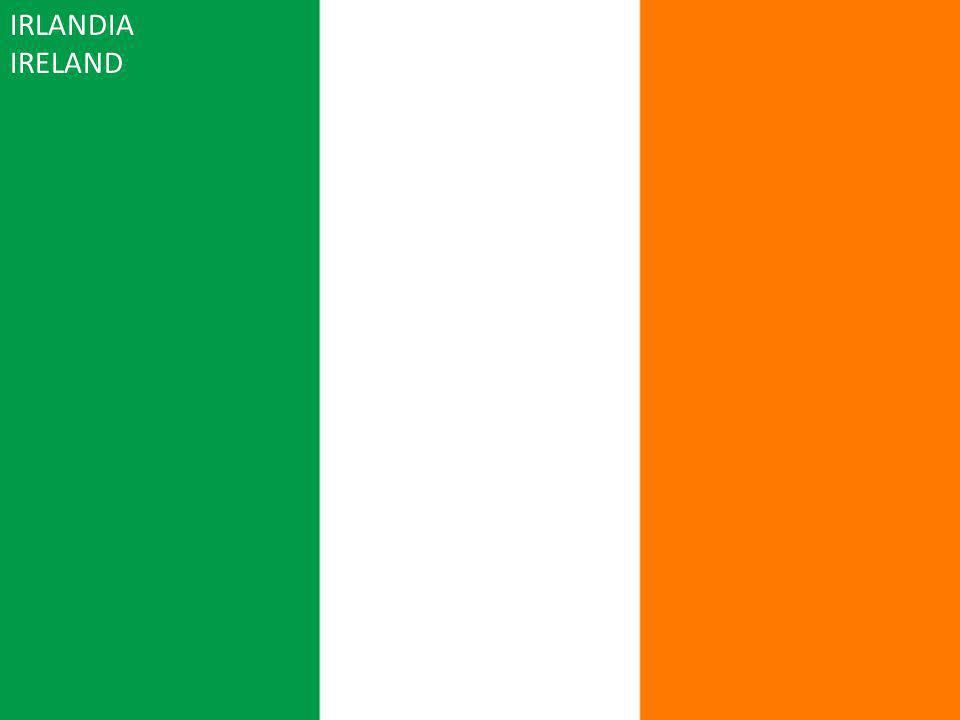 IRLANDIA IRELAND