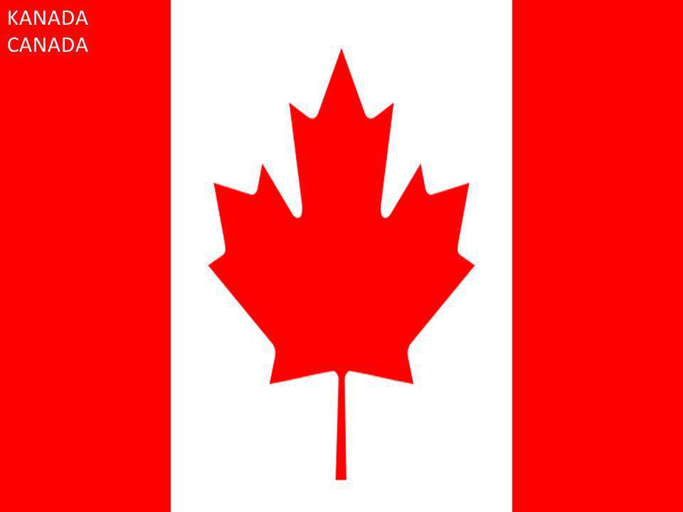 KANADA CANADA