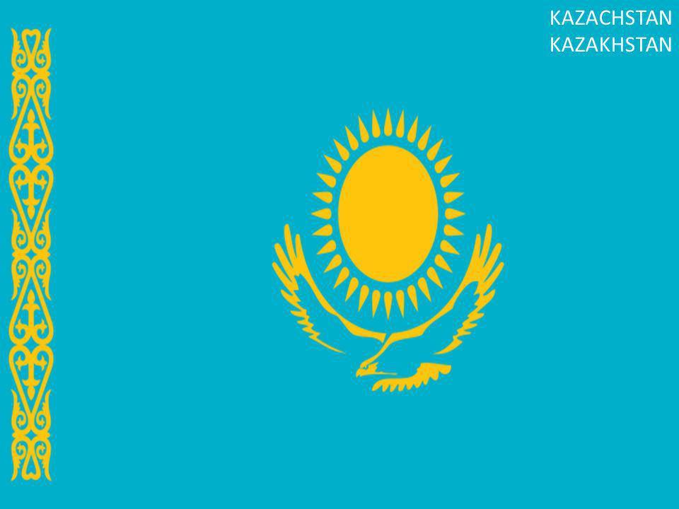 KAZACHSTAN KAZAKHSTAN