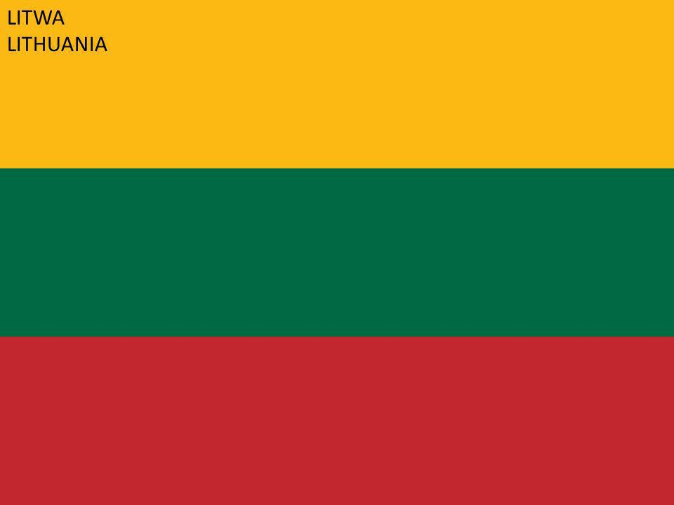 LITWA LITHUANIA