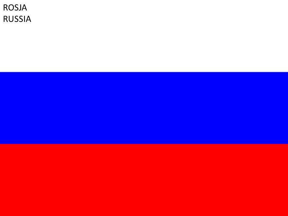 ROSJA RUSSIA