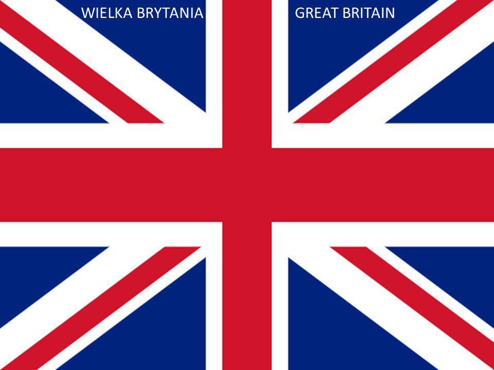 WIELKA BRYTANIAGREAT BRITAIN