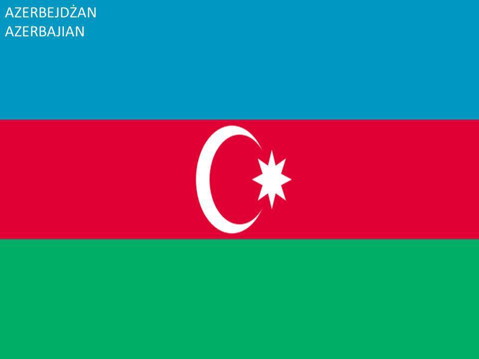 Azerbejdżan AZERBEJDŻAN AZERBAJIAN