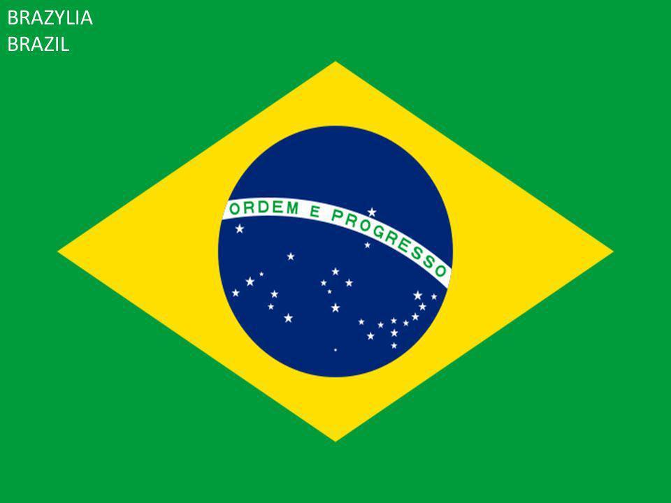 Brazylia BRAZYLIA BRAZIL
