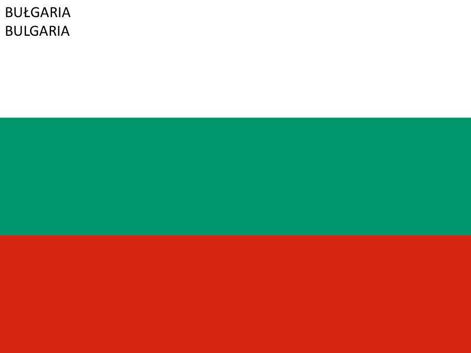 Bułgaria BUŁGARIA BULGARIA