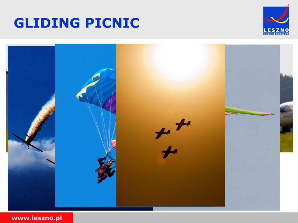 GLIDING PICNIC