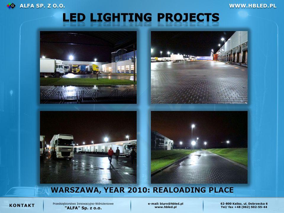 WARSZAWA, YEAR 2010: REALOADING PLACE