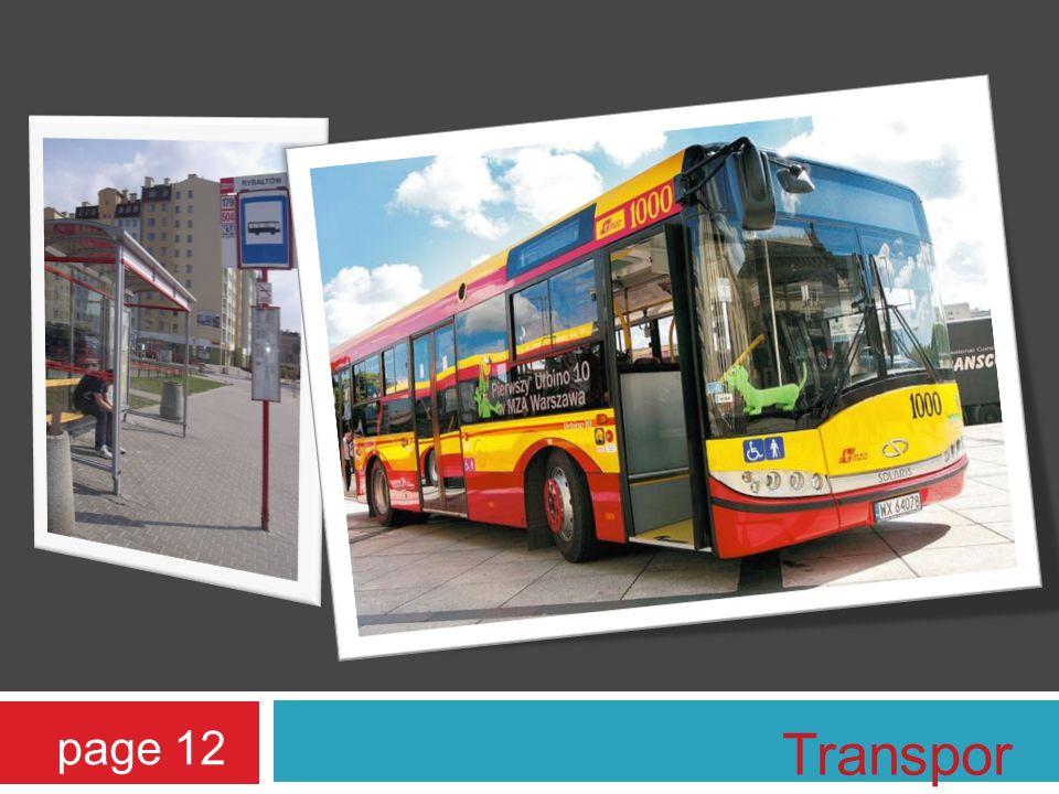 page 12 Transpor t
