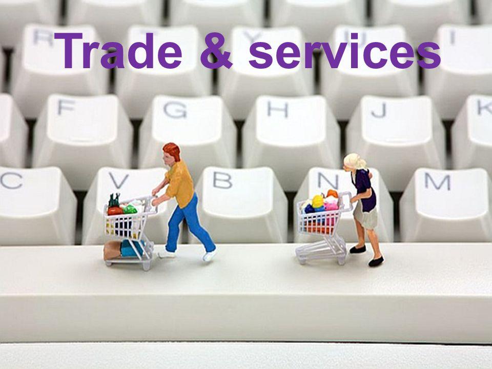 Trade & services