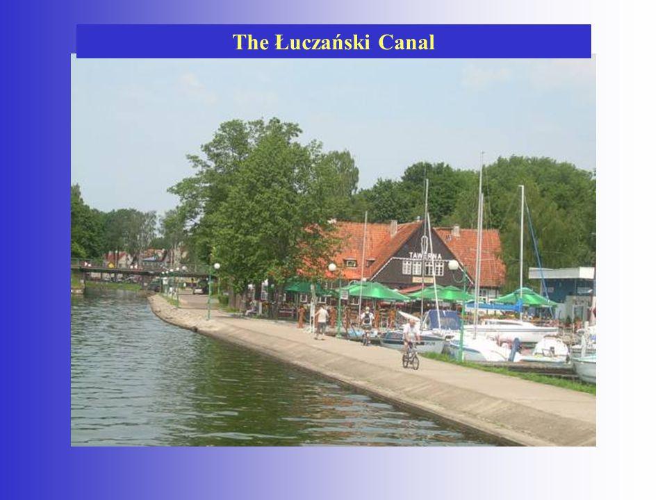 The Łuczański Canal