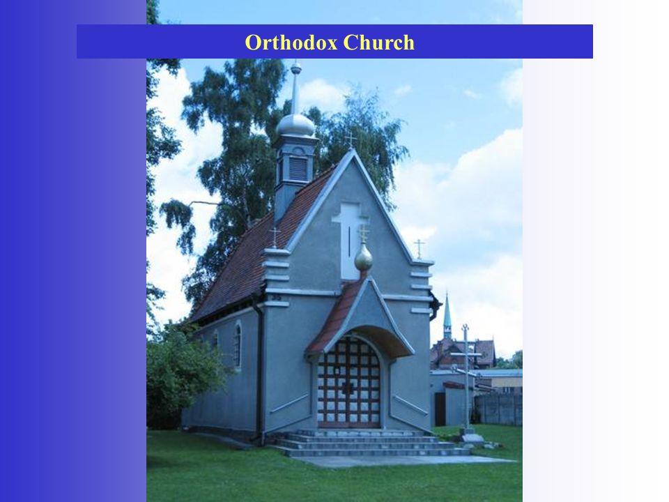 Uniate Church
