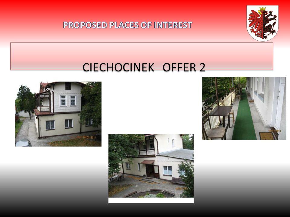 CIECHOCINEK OFFER 2