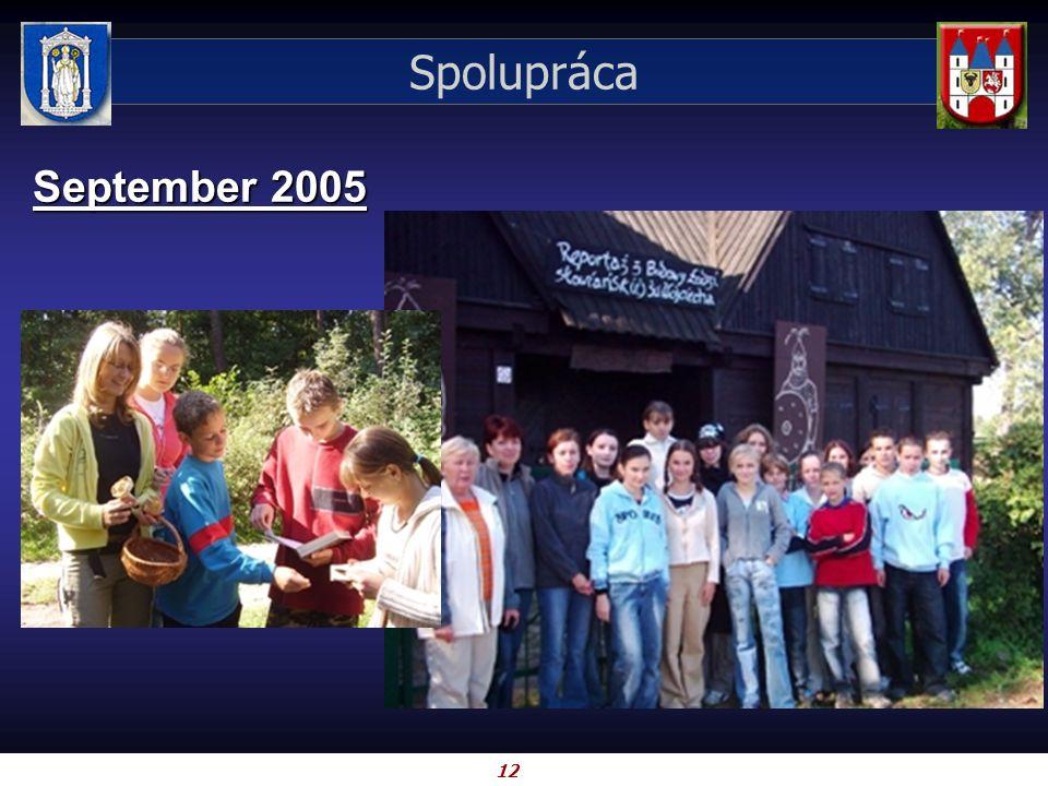 12 Spolupráca September 2005