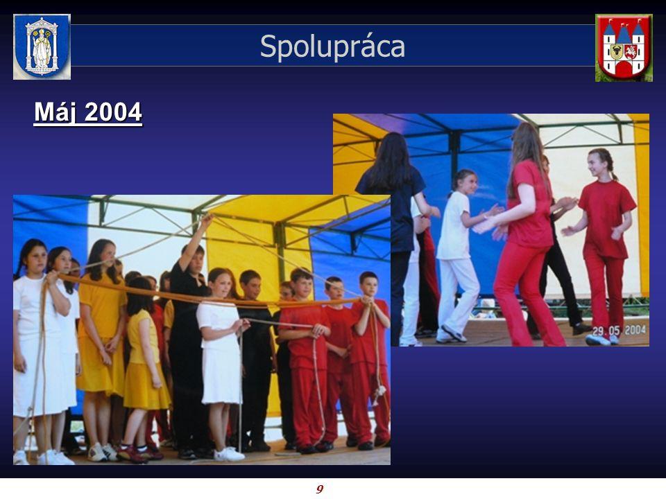 9 Spolupráca Máj 2004