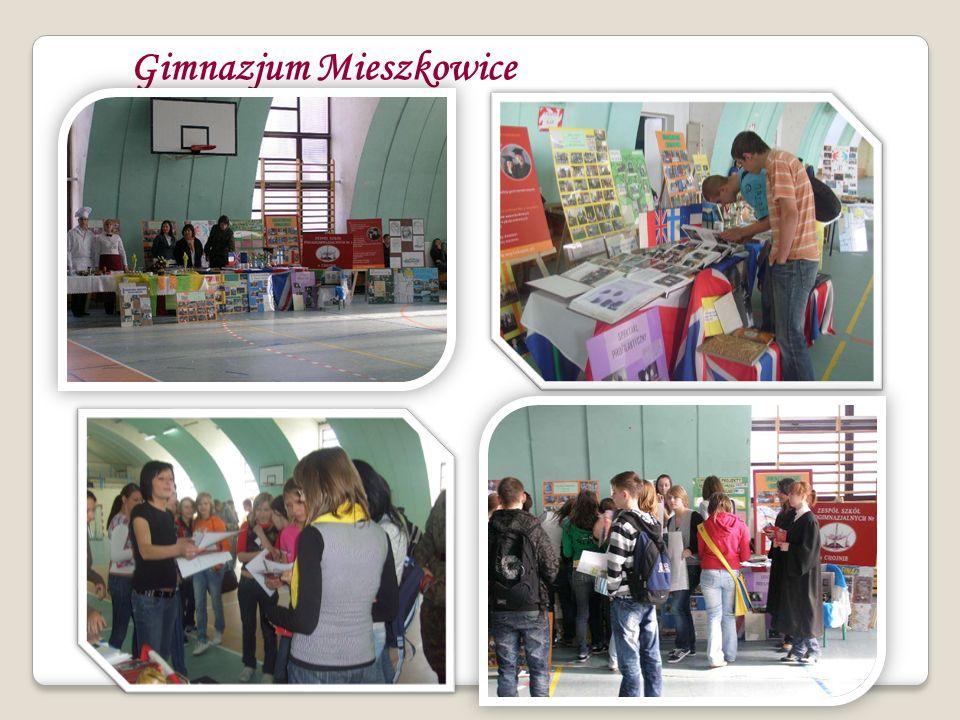 Gimnazjum Mieszkowice