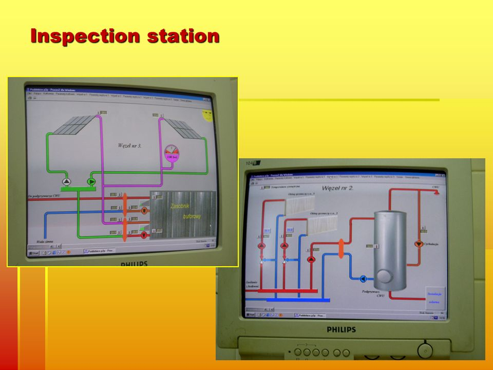 Inspection station