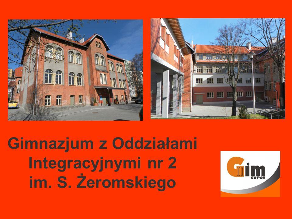 Gimnazjum z Oddziałami Integracyjnymi nr 2 im. S. Żeromskiego