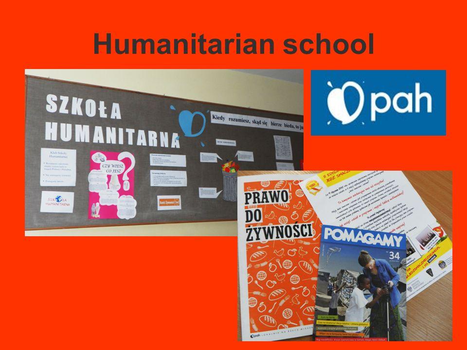 Humanitarian school