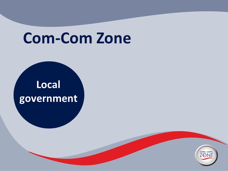 Com-Com Zone Local government