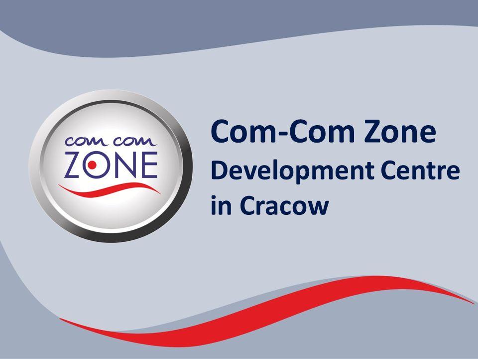 Com-Com Zone Development Centre in Cracow
